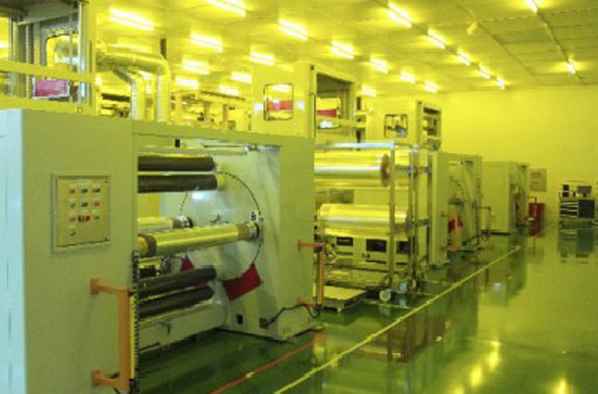 Non-Stop Continuous Production UV Equipment