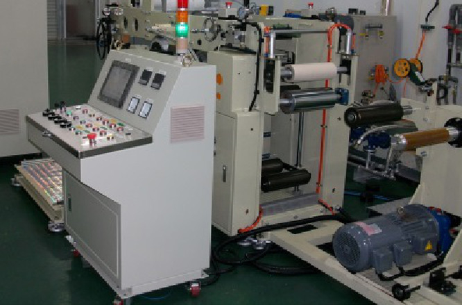 Precision Coating Machine Applied to LAB