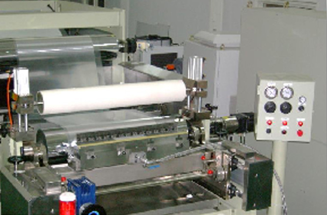 Customization of Coater for Optical Film